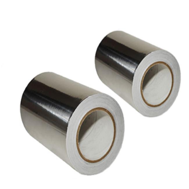 Co-Polymer Laminated Aluminum Tape Master Coil Jumbo Roll