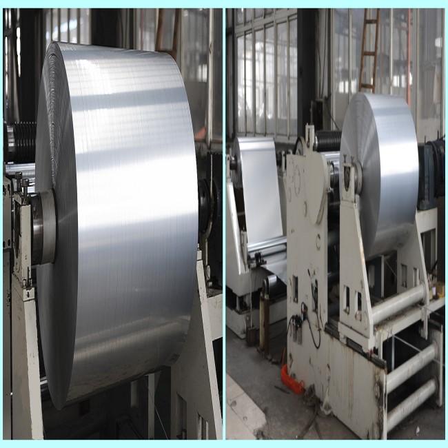 Plastic Coated Aluminum Tape