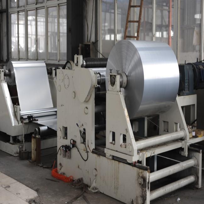 EAA / AL/EAA Copolymer Laminated Aluminum Tapes
