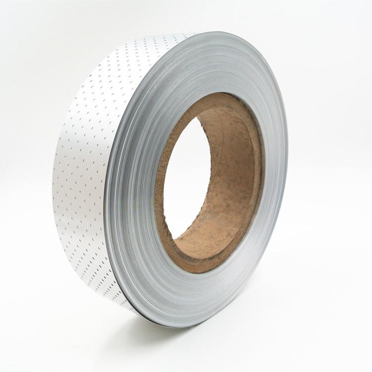 PP-R pipe perforated aluminum foil