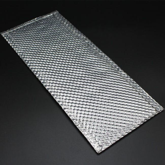 Aluminum Foil Heat Shield Duroplastic Adhesive