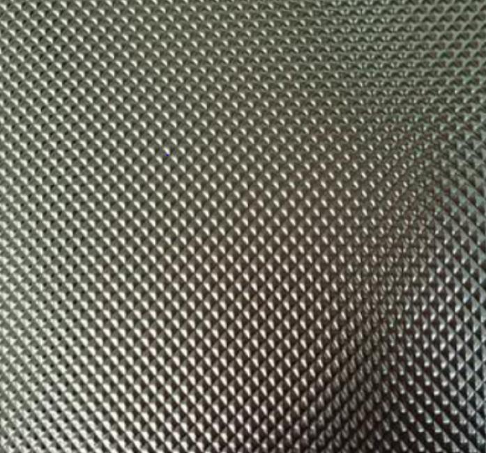 Lacquered Aluminum Foil For Automotive Heat And Acoustic Shields