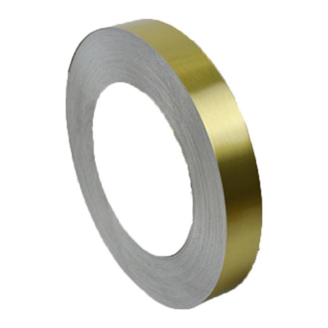 PP Automotive Weather Stripping Bonding Adhesive Coated Aluminum Alloy Core