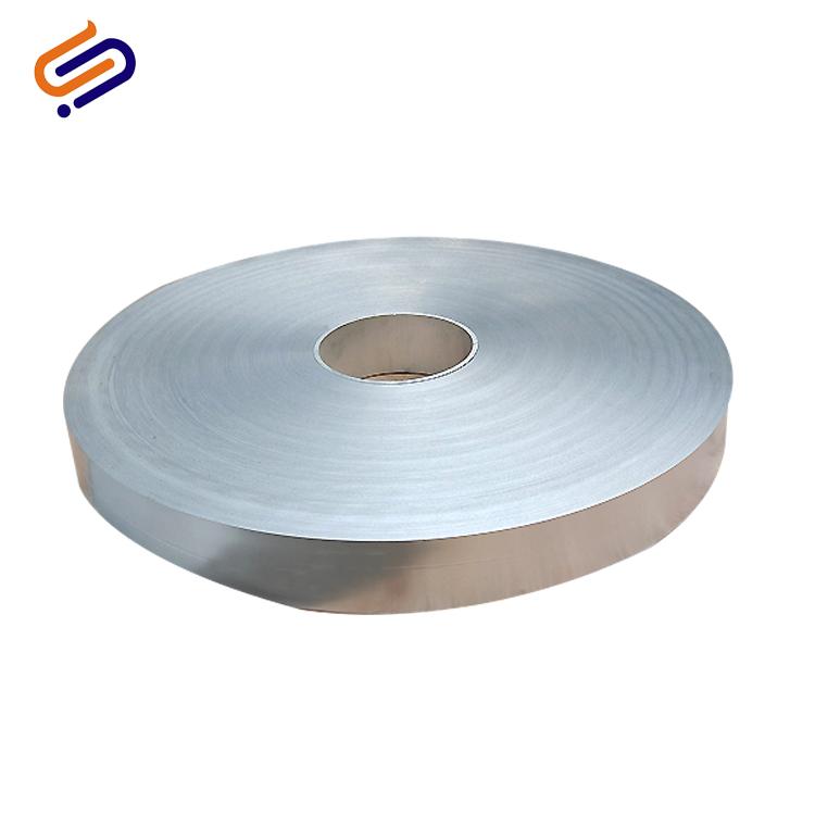 Single Side Coated Aluminum Foil for PPR Pipes Model 50-150