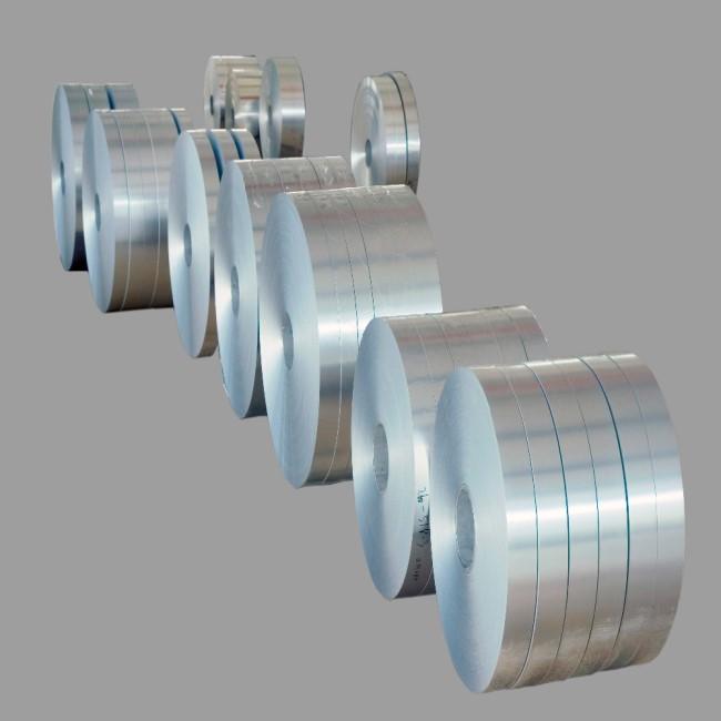 Type 40-100-40 PP Coated Aluminium Foil For Stabi PPR Pipes