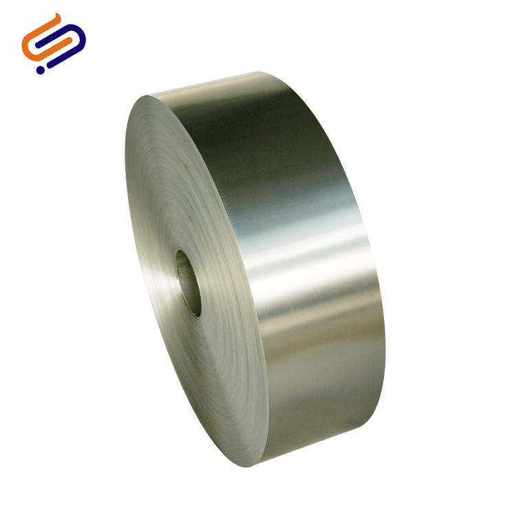 Model 50-150 Aluminium Strip Glue Coated On Single Side
