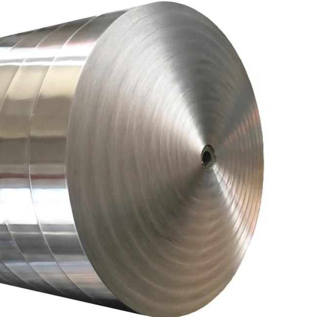 Aluminium Foil For Multilayer PEX/AL/PEX Pipes