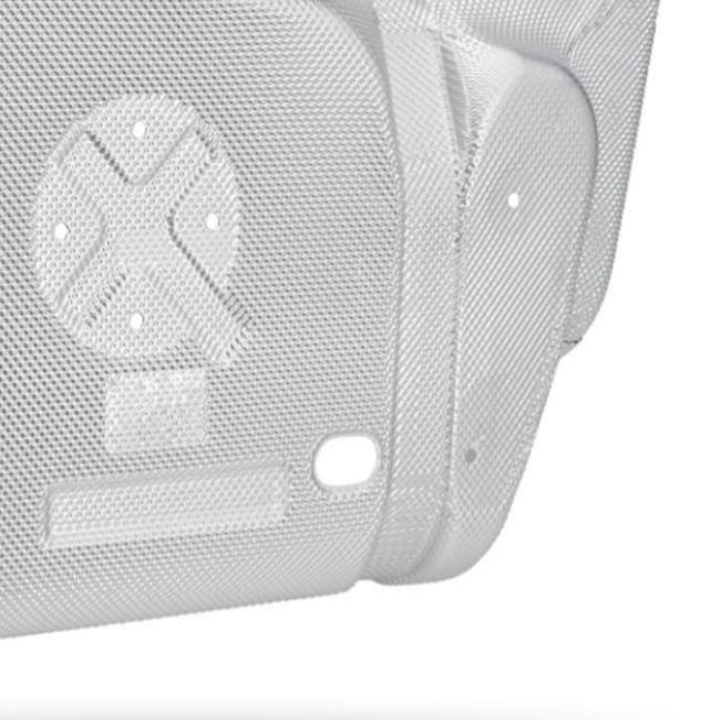 King Plastic Aluminum Foil Heat Shield Duroplastic Adhesive